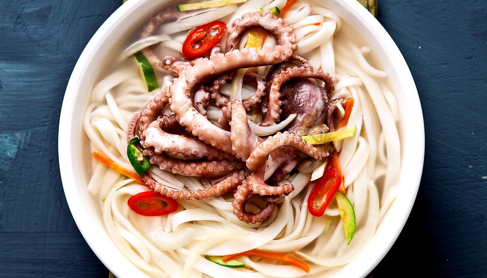 Want to eat more sustainably? Try the squid