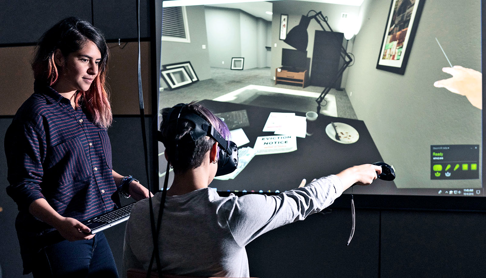 Virtual reality may boost empathy more than other media