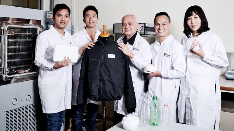 aerogel jacket