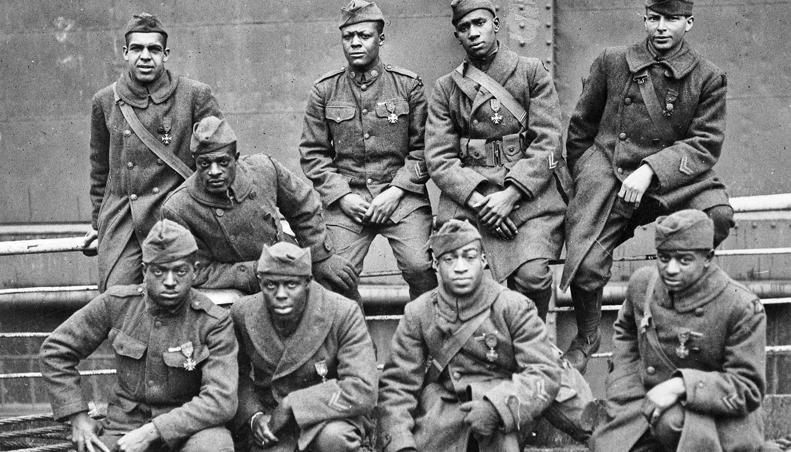 How black World War I vets shaped the civil rights movement