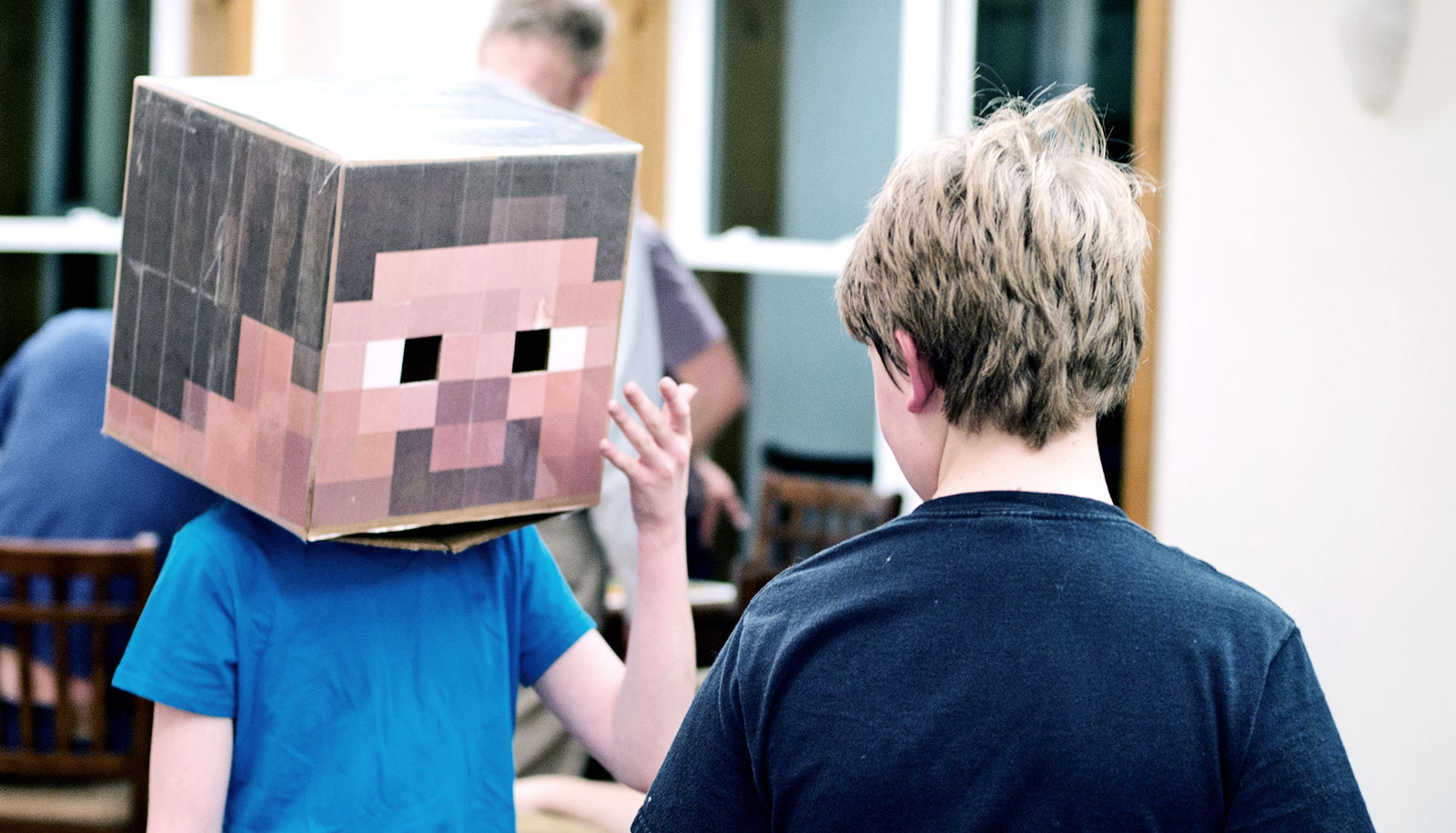 A i teaches minecraft players about architecture futurity for The craft of research audiobook