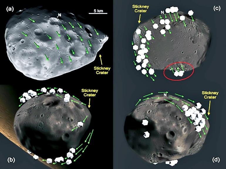 phobos rock simulations