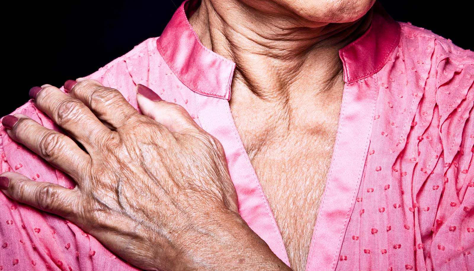 This breast reconstruction surgery limits shoulder motion