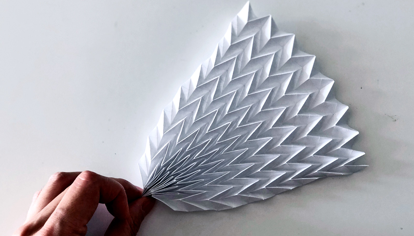 Shape-shifting origami could lead to better radio antennas