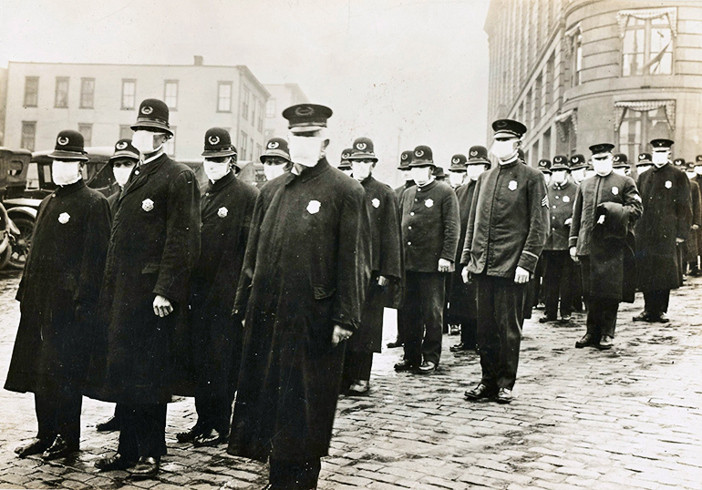 1918-19 flu