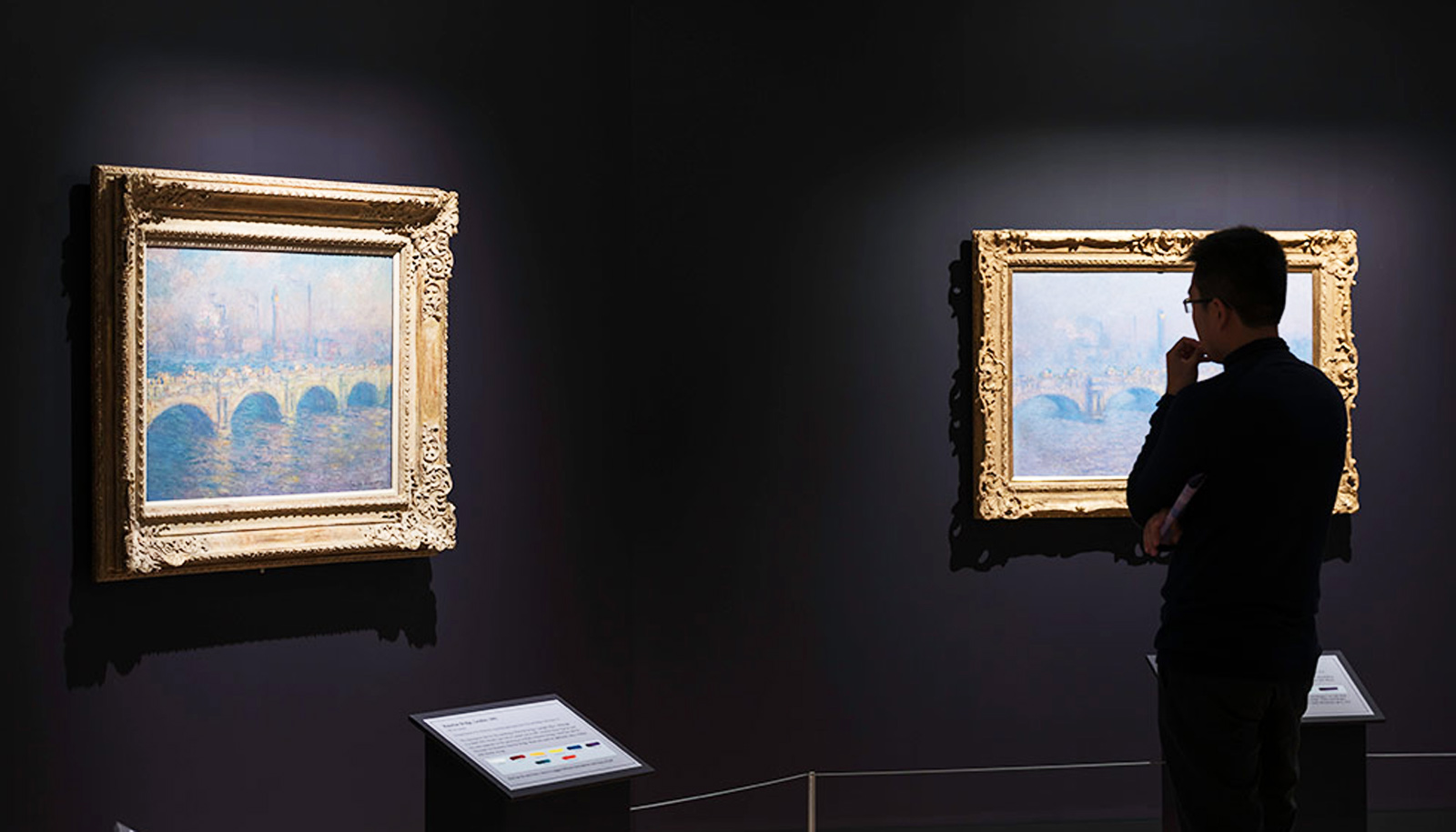 How Monet's paintings 'trick' our eyes - Futurity
