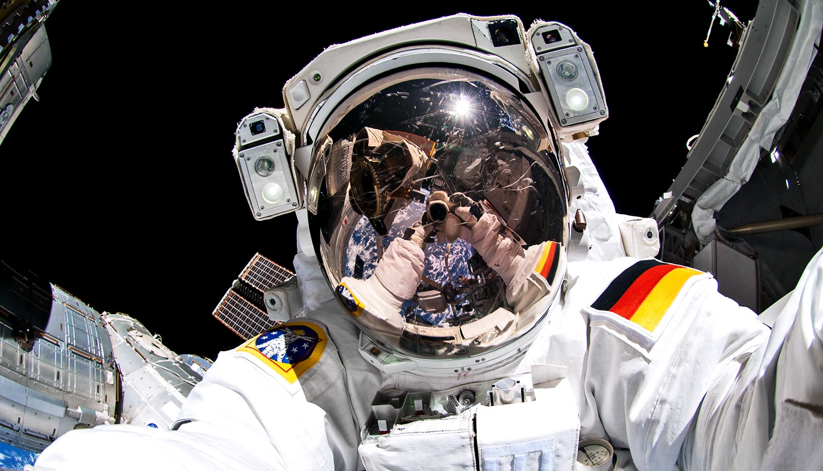 Astronauts Brains Float A Little Higher In Their Skulls