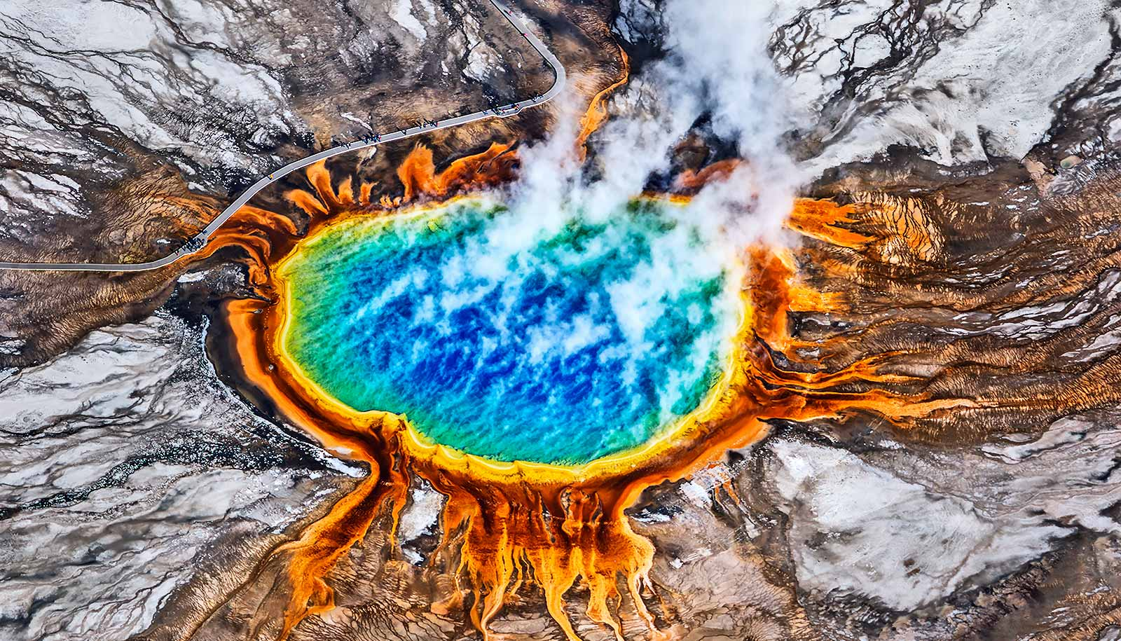 Virus that infects hot spring bacteria has tricks we could steal