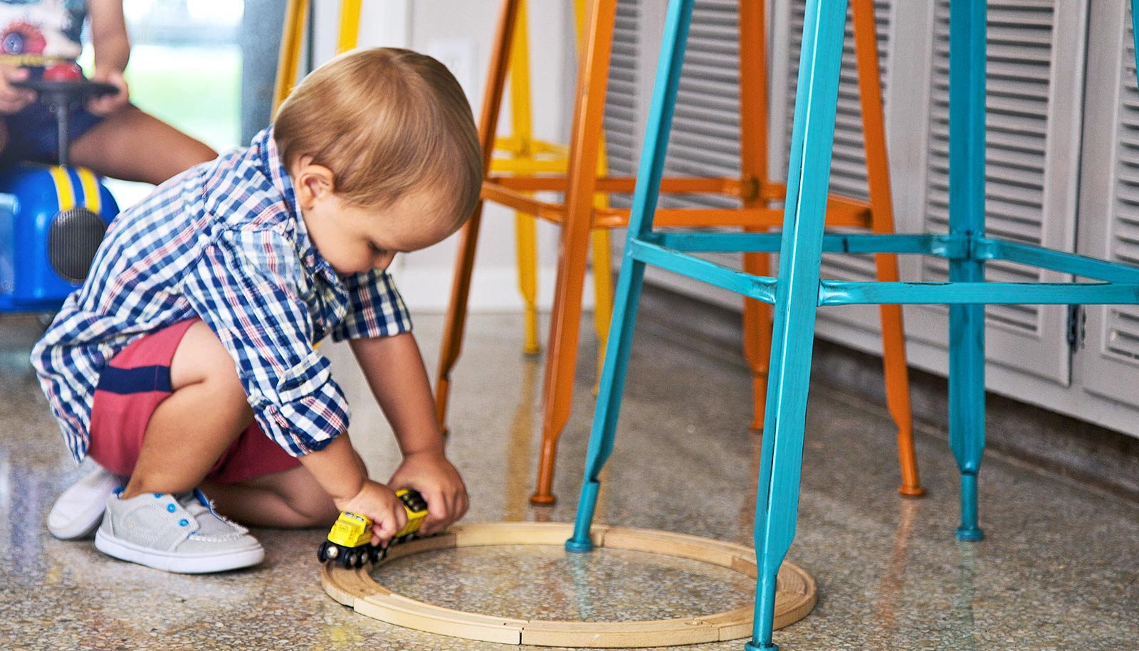 Can couches and vinyl floors make kids really sick?