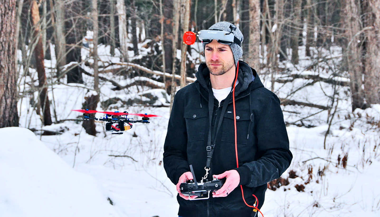 Neuroflight' drone controller gets a boost from A I  - Futurity