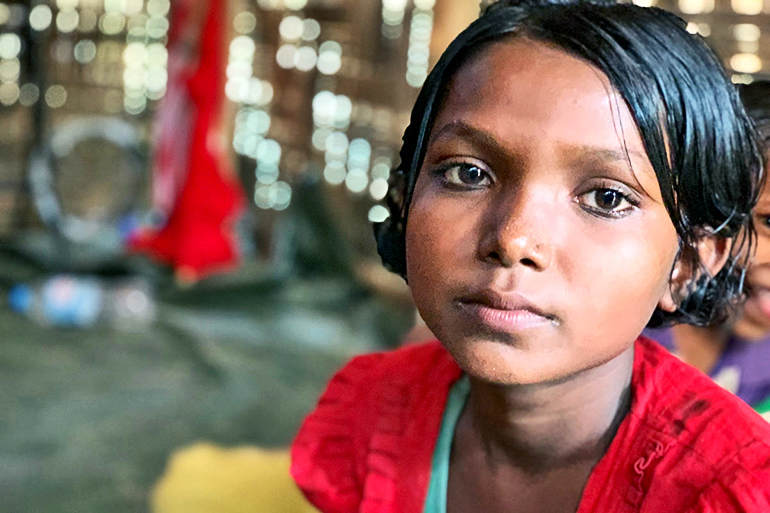 Rohingya refugees need mental health treatment and justice