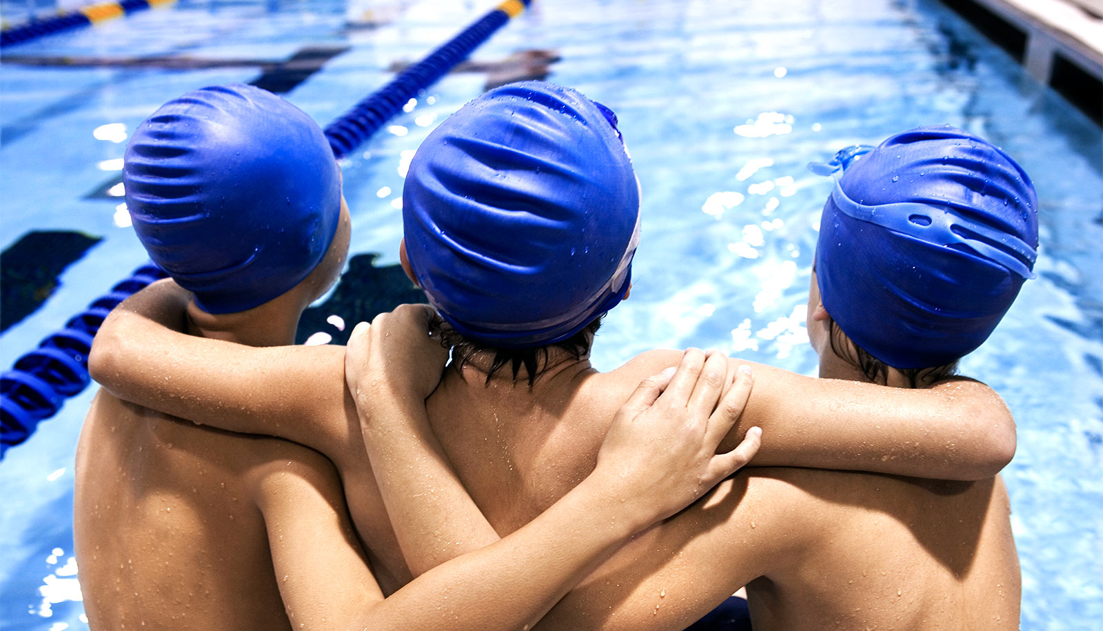 Preteen boys who play team sports have less depression