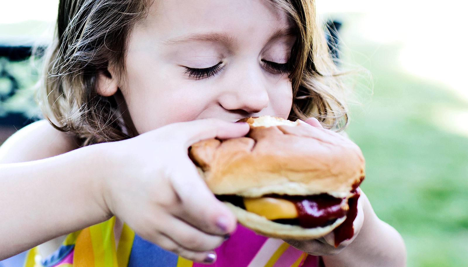 Bigger food portions make preschoolers overeat