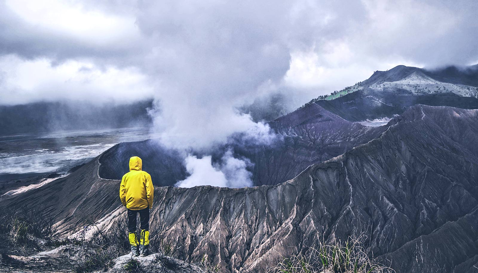 Microbes near volcanoes help store a whole bunch of CO2