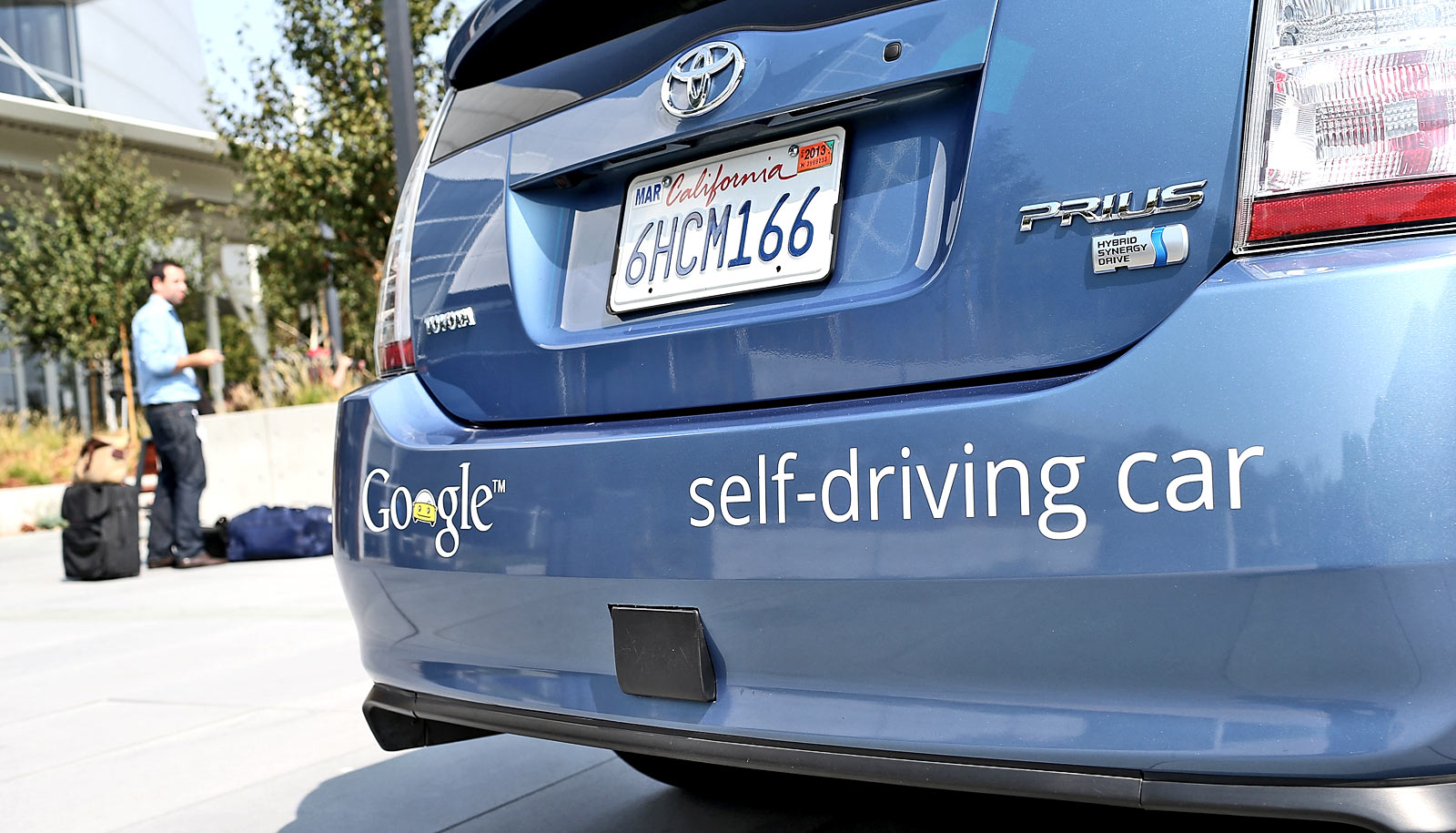 Self-driving cars could make for more pollution