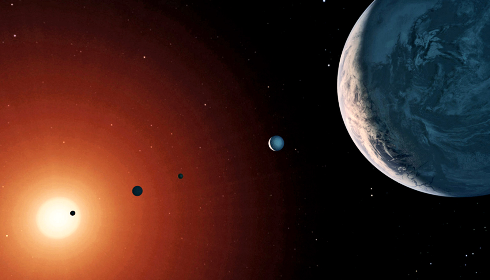 TRAPPIST-1's 'habitable' planets might be lousy for life