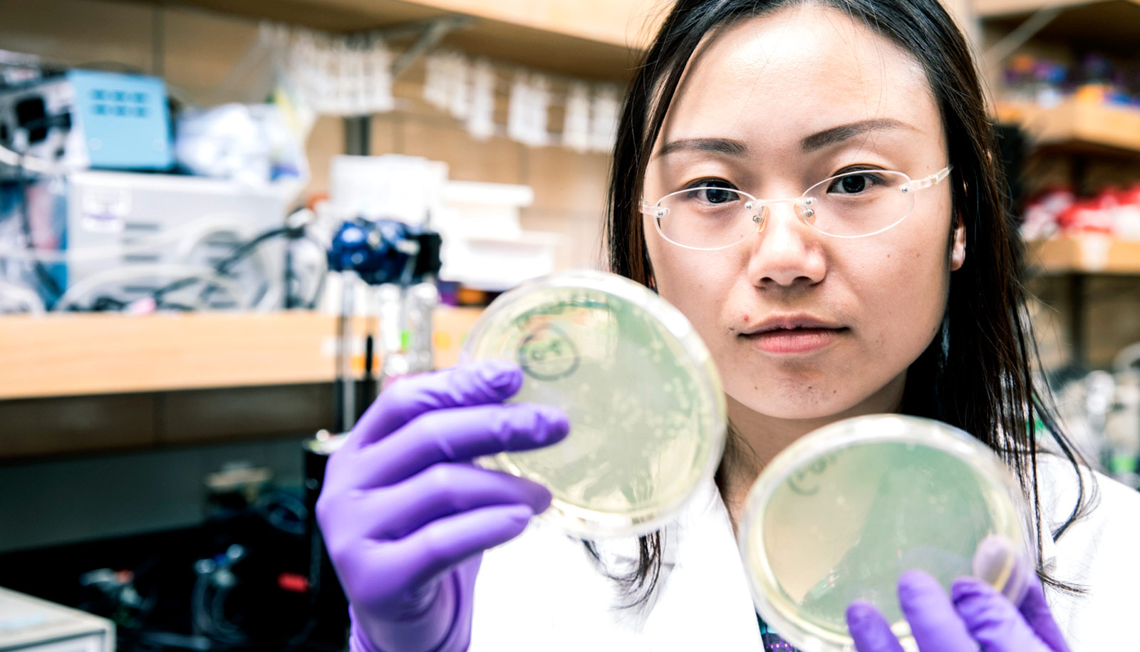 Some water disinfection misses drug-resistant genes