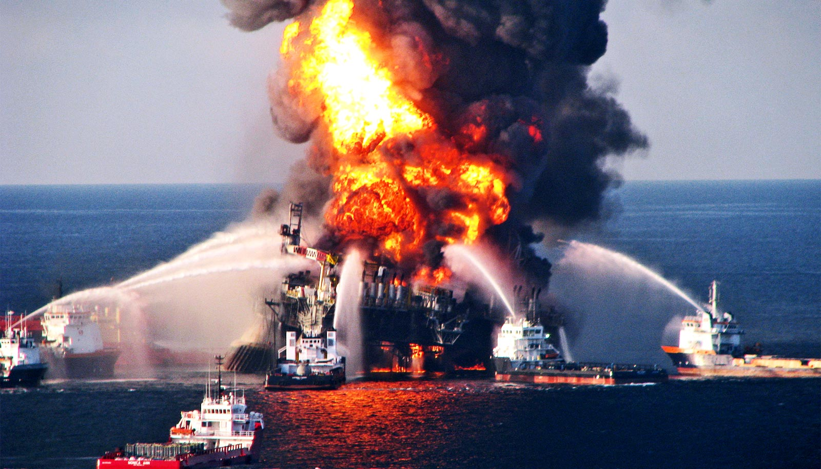 Geology drove decisions that led to Deepwater Horizon explosion