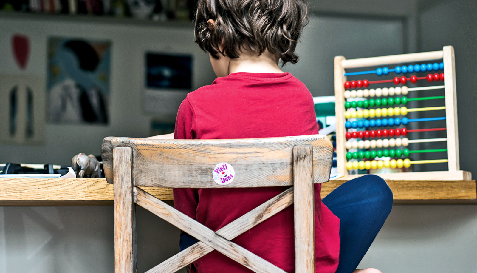 Homeschooling kids isn't bad for their health