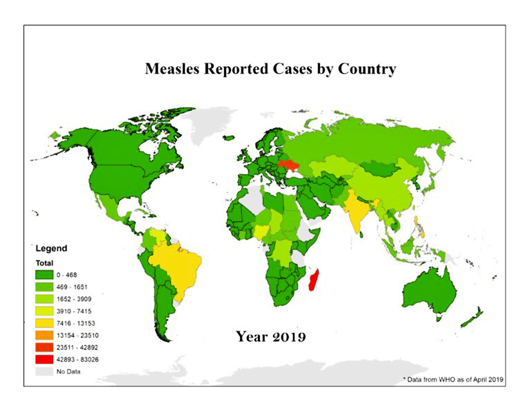 Is a measles outbreak likely in your county? Check the map ... Measles State Map on leptospirosis map state, allergy map state, lyme disease map state, mrsa map state, obesity map state, autism map state,