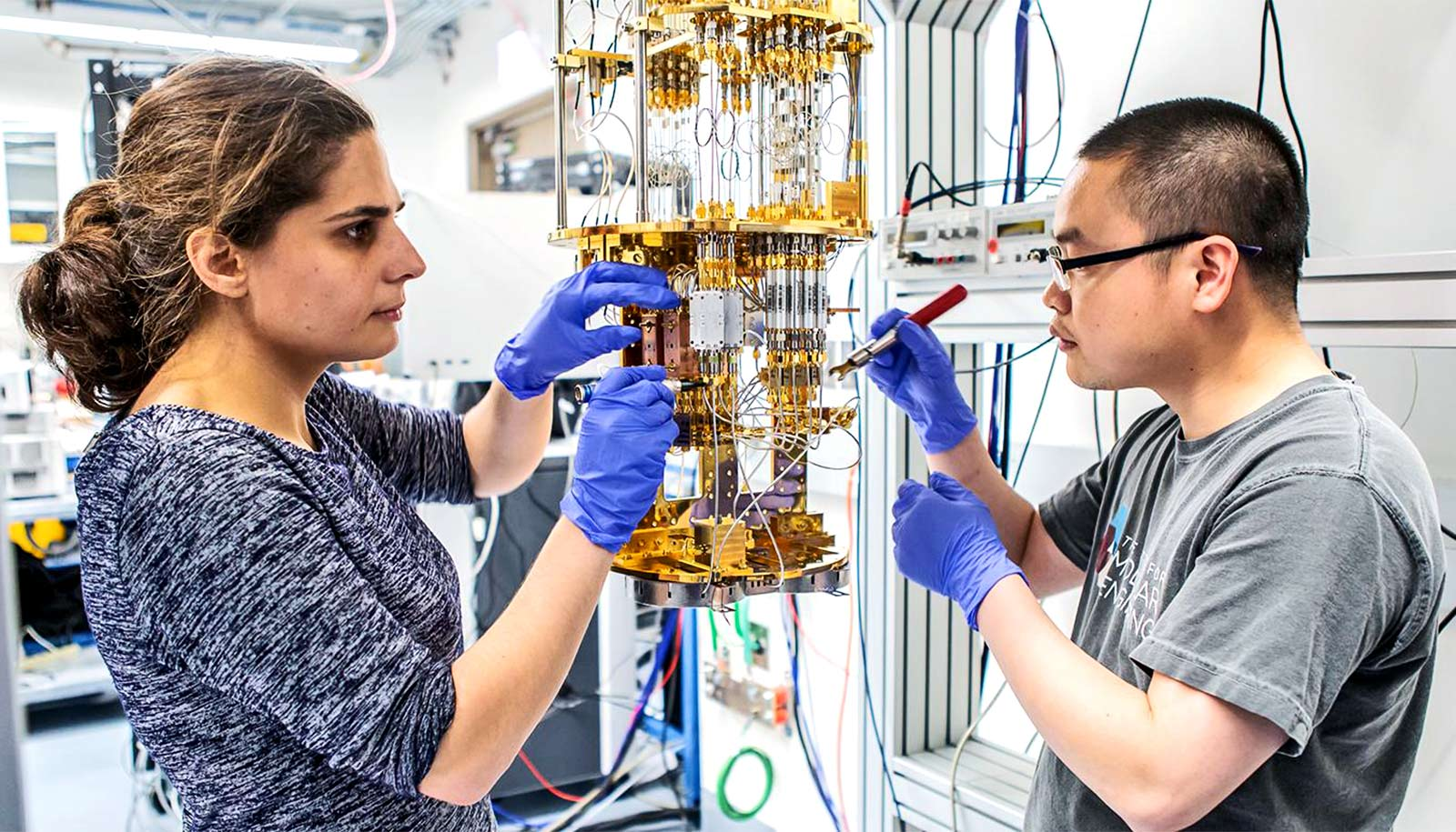quantum bits researchers