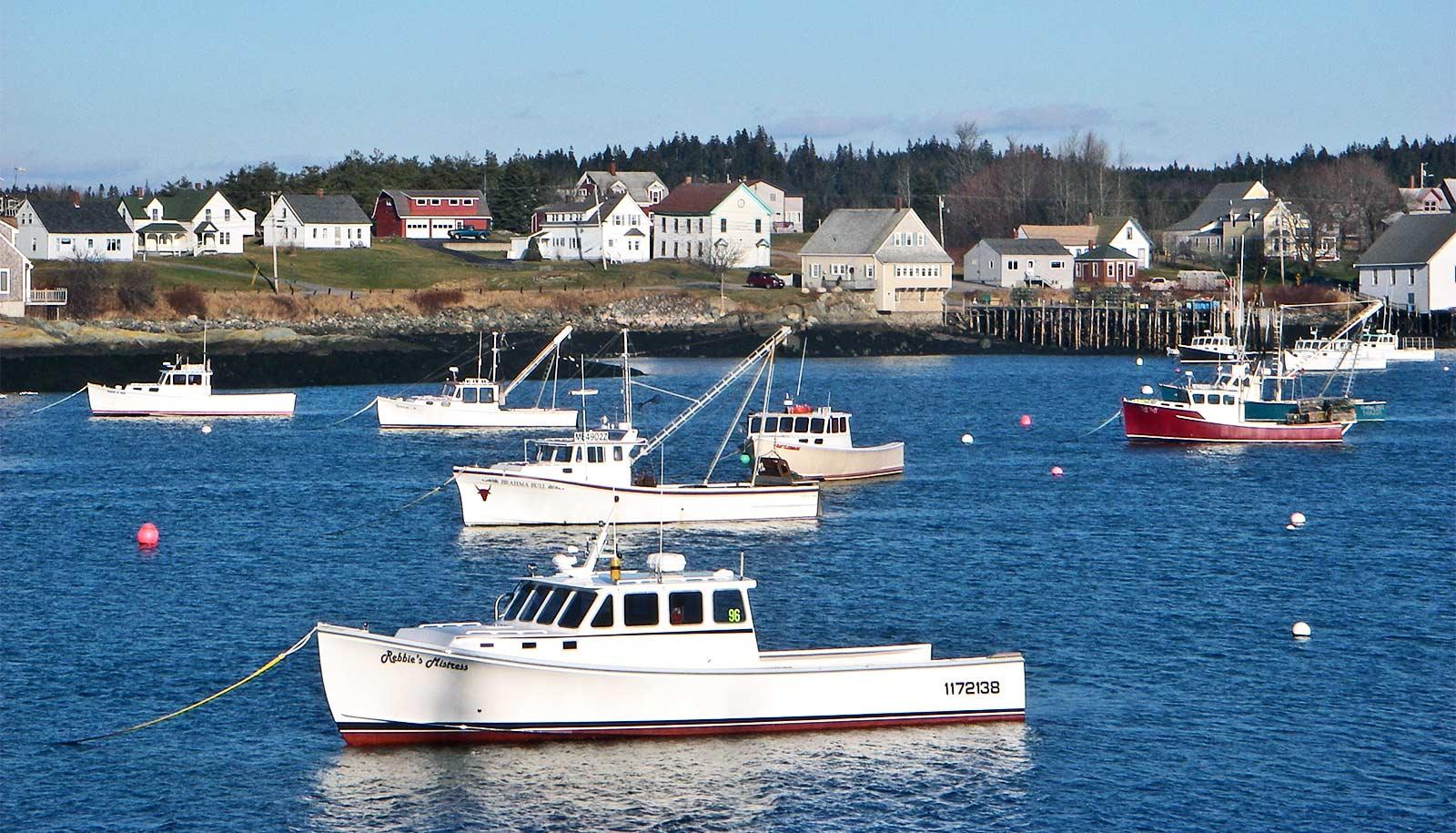 Warmer seas threaten Northeast fishing communities