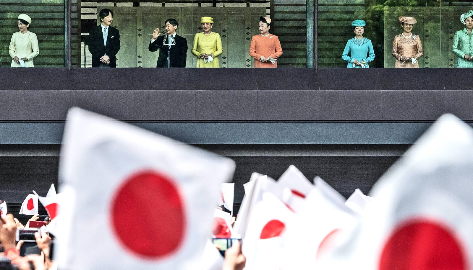 How Japan's royal family changes with the times