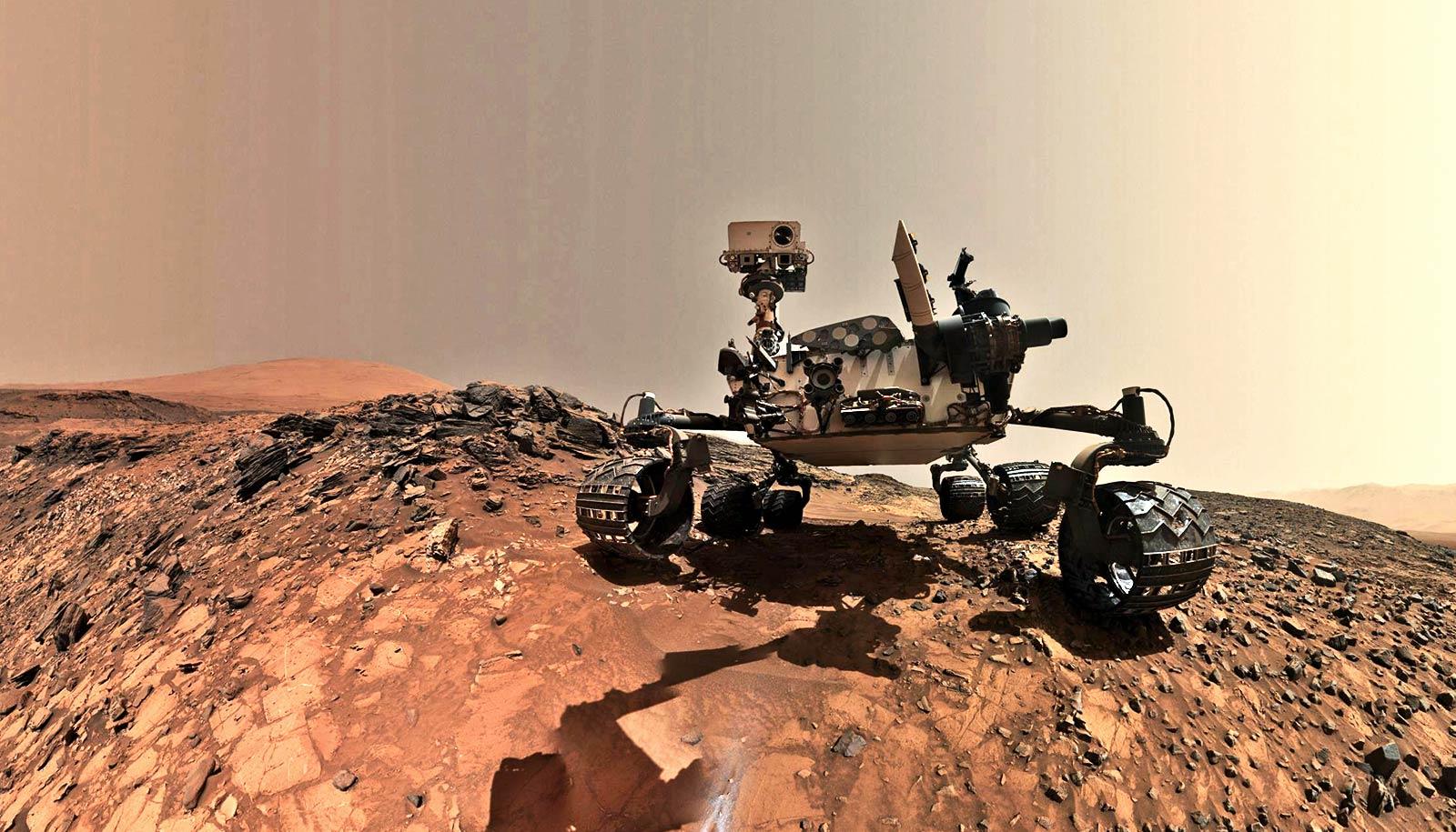What do quakes on Mars feel like?
