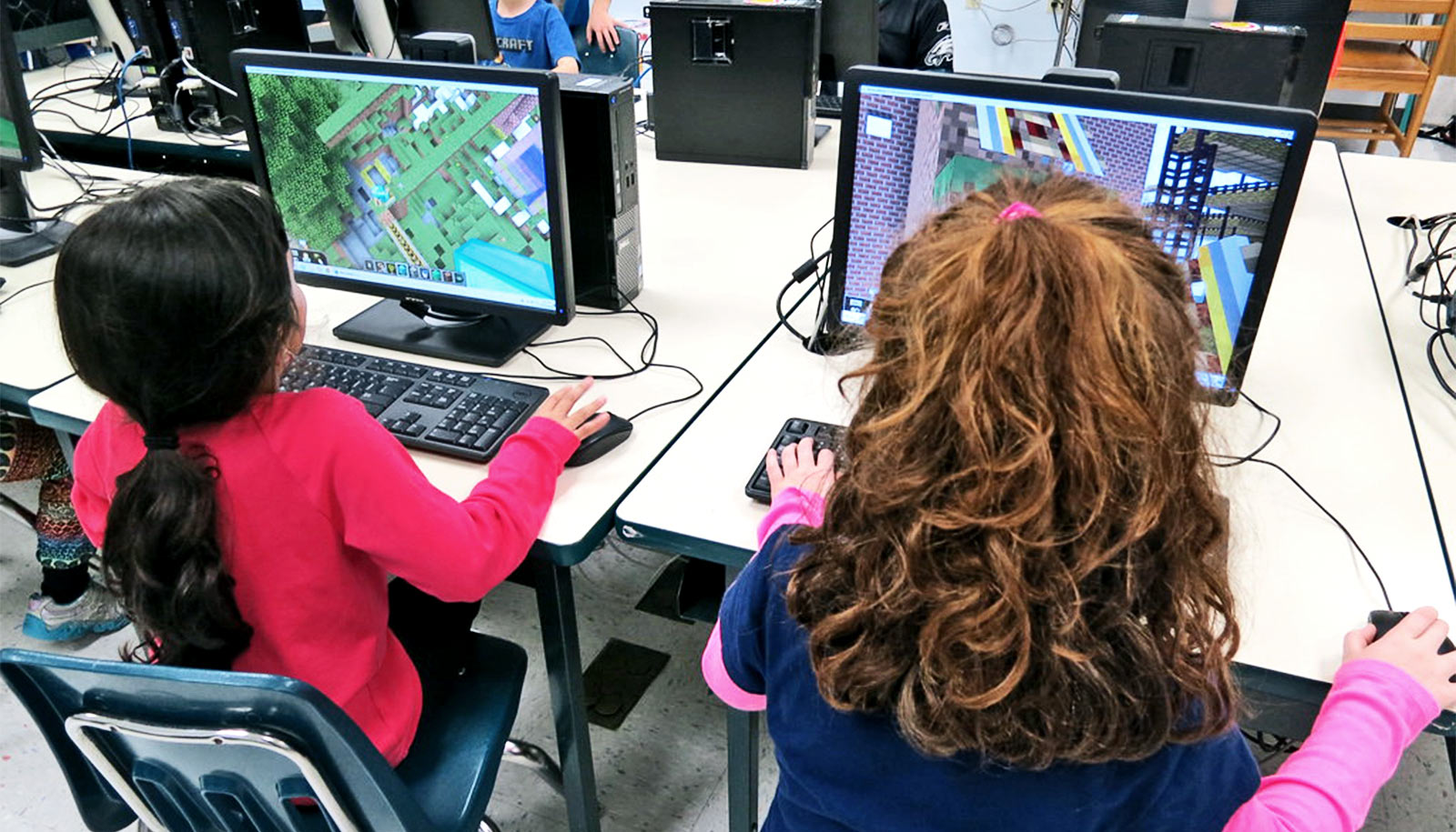 Minecraft can teach us to be more creative