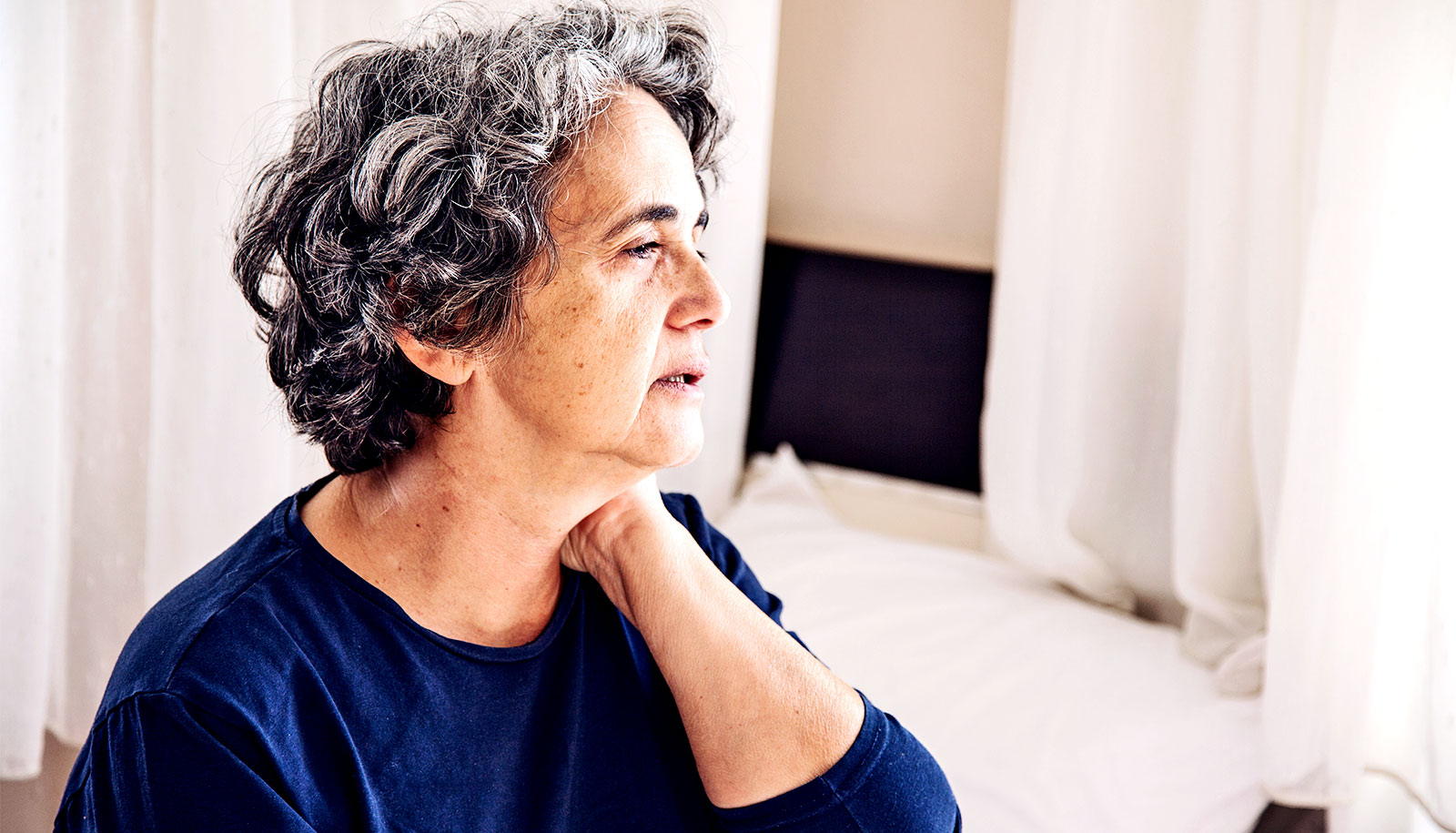 Does poor sleep in your 50s warn of Alzheimer's?