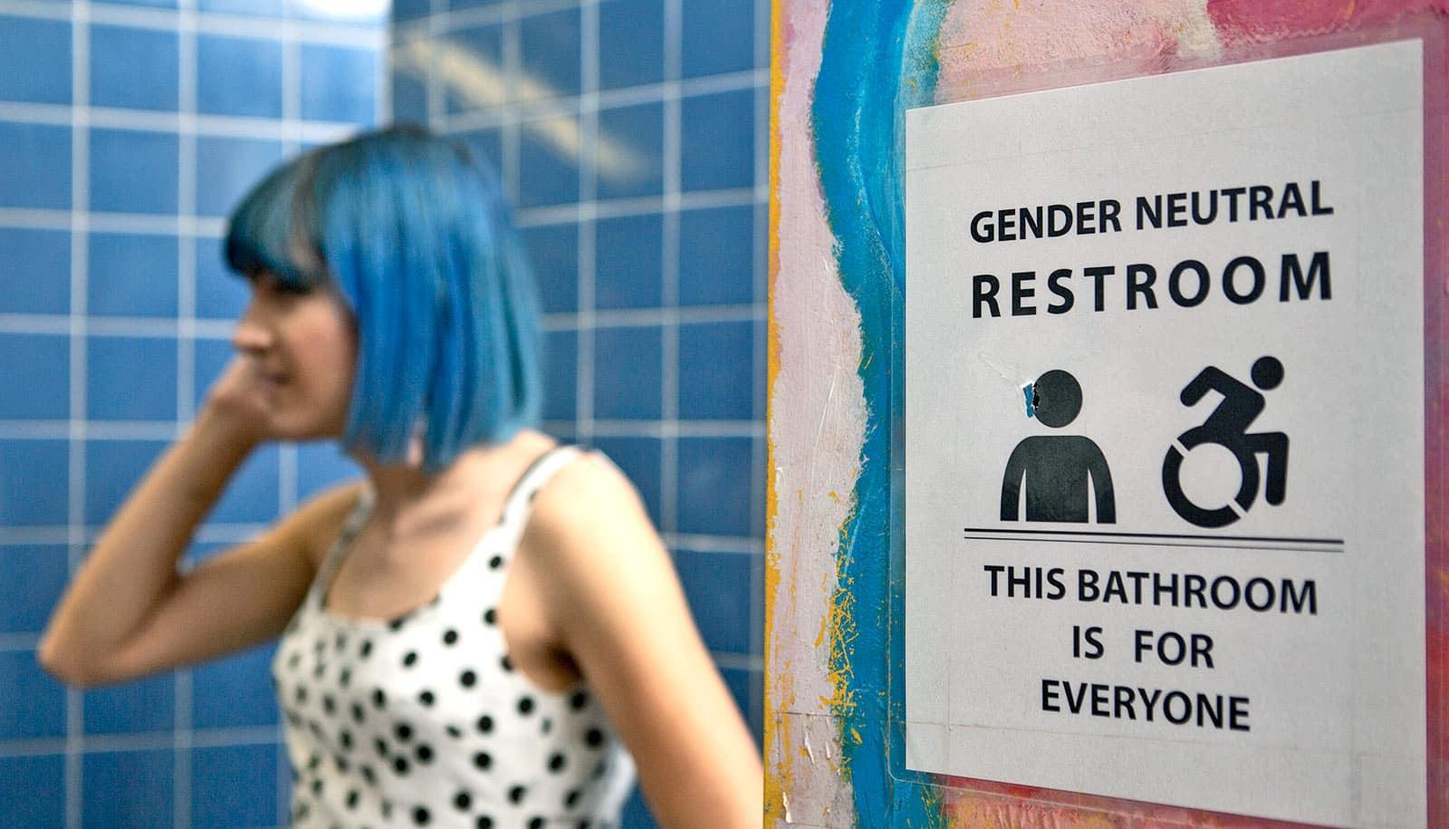 Huge mental health gap for gender minority college students