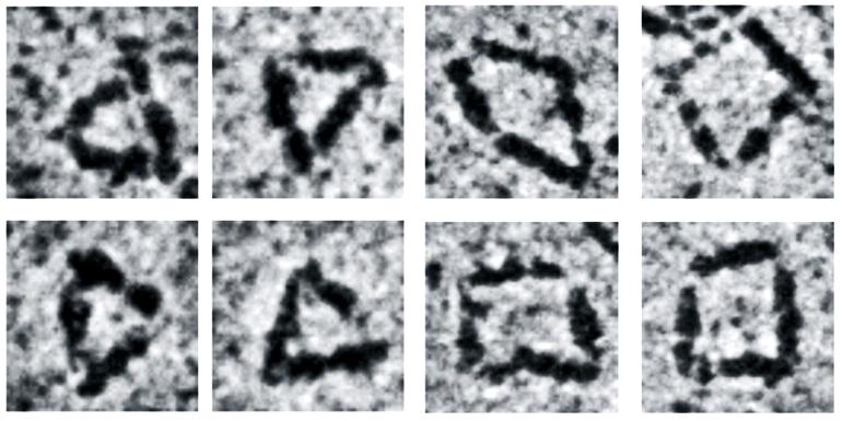 2D nanostructures