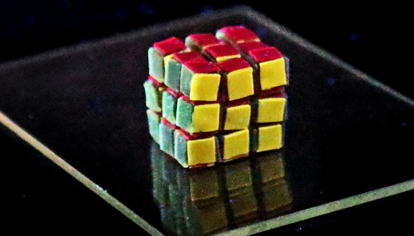 Squishy 'Rubik's Cube' could one day store tons of data