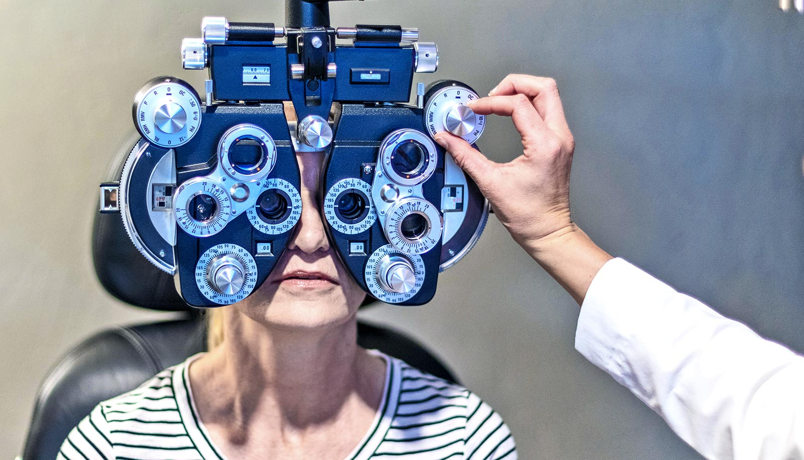A.I. could give eye charts a personalized overhaul