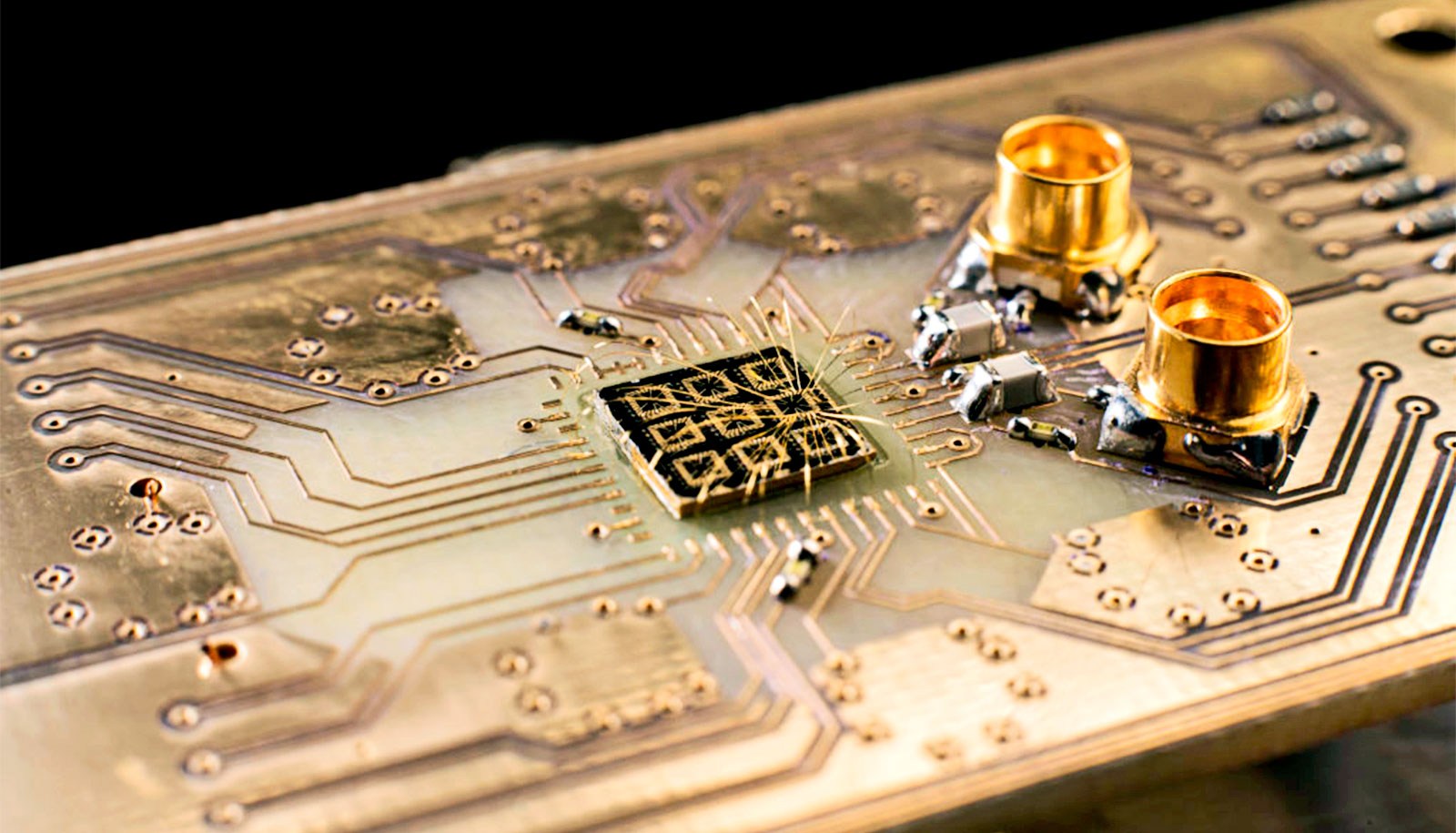 Electron switch may get us closer to quantum computers