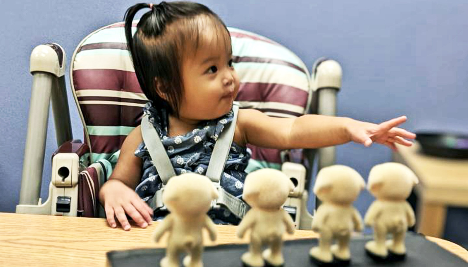 Babies get counting words way before we thought