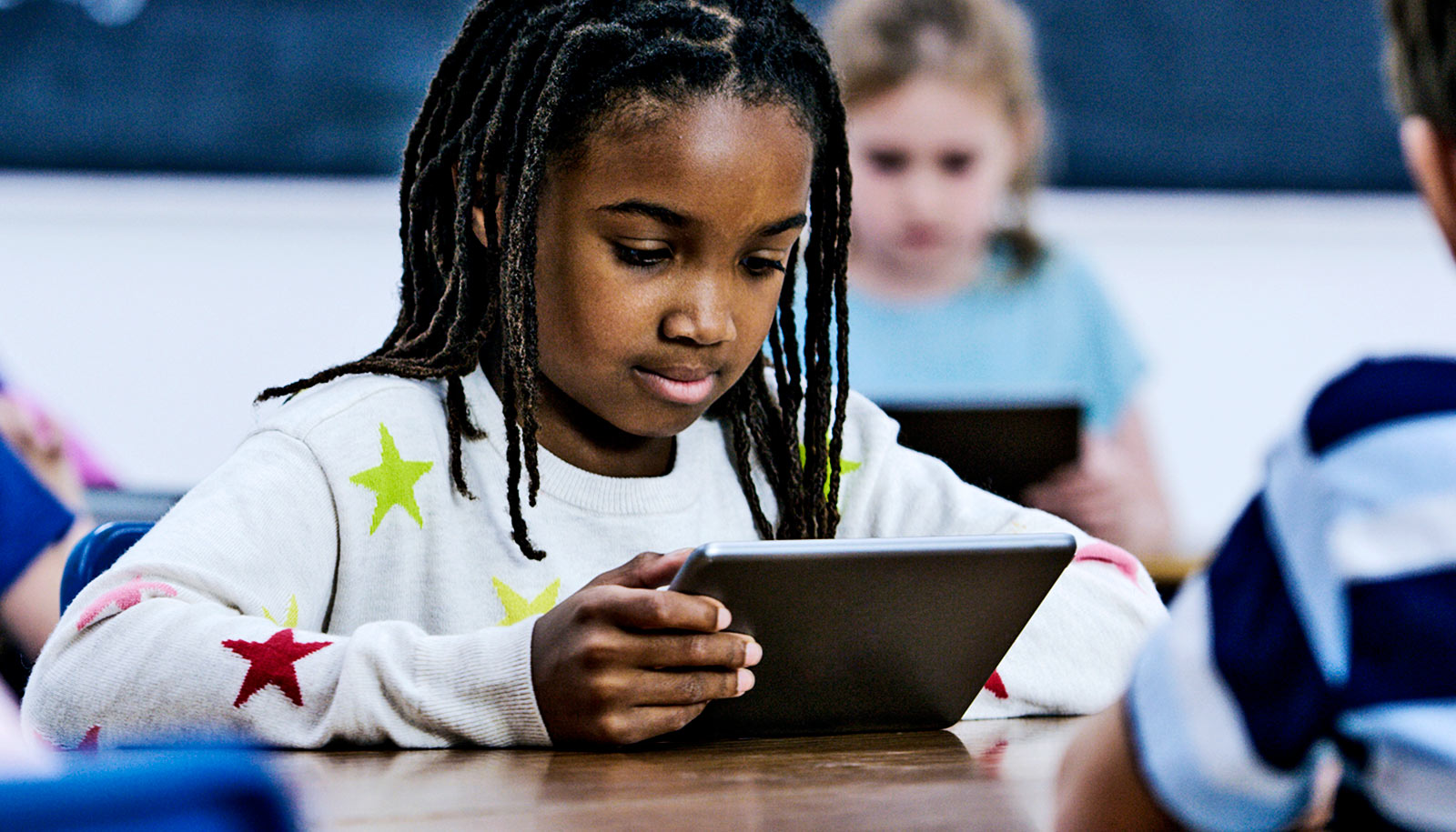 Tablets in classrooms are no magic fix - Futurity