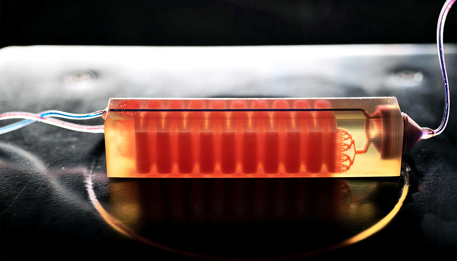 3D-printed device weeds out blood cells to find cancer
