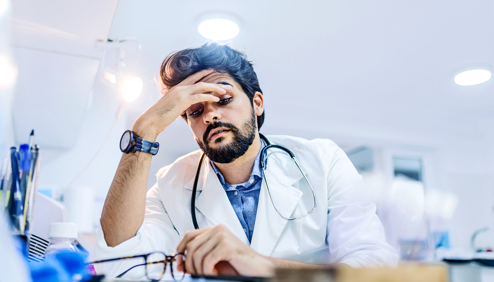 Doctors give electronic health records an 'F'