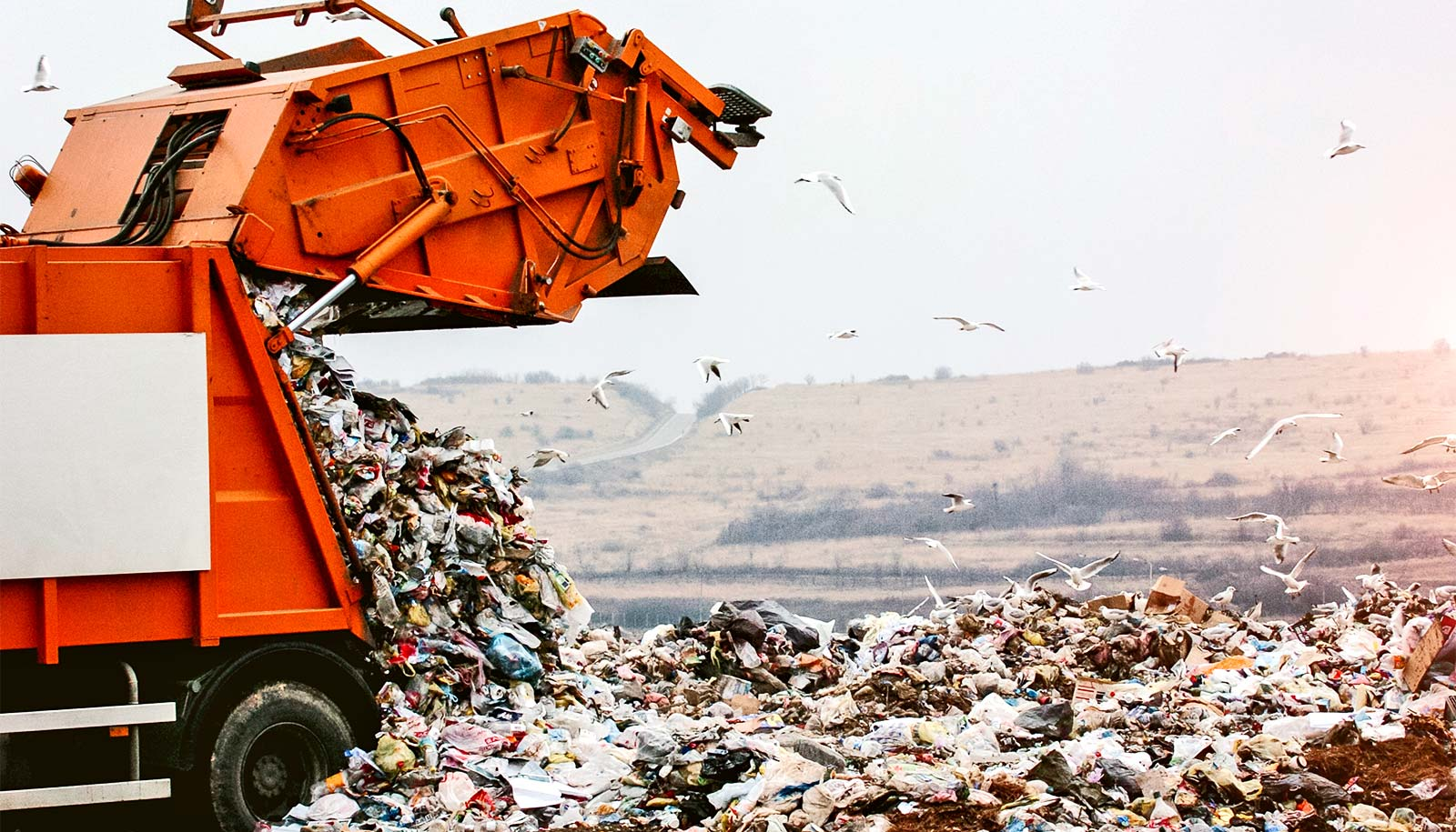 Supercharged trash gas could produce more green energy