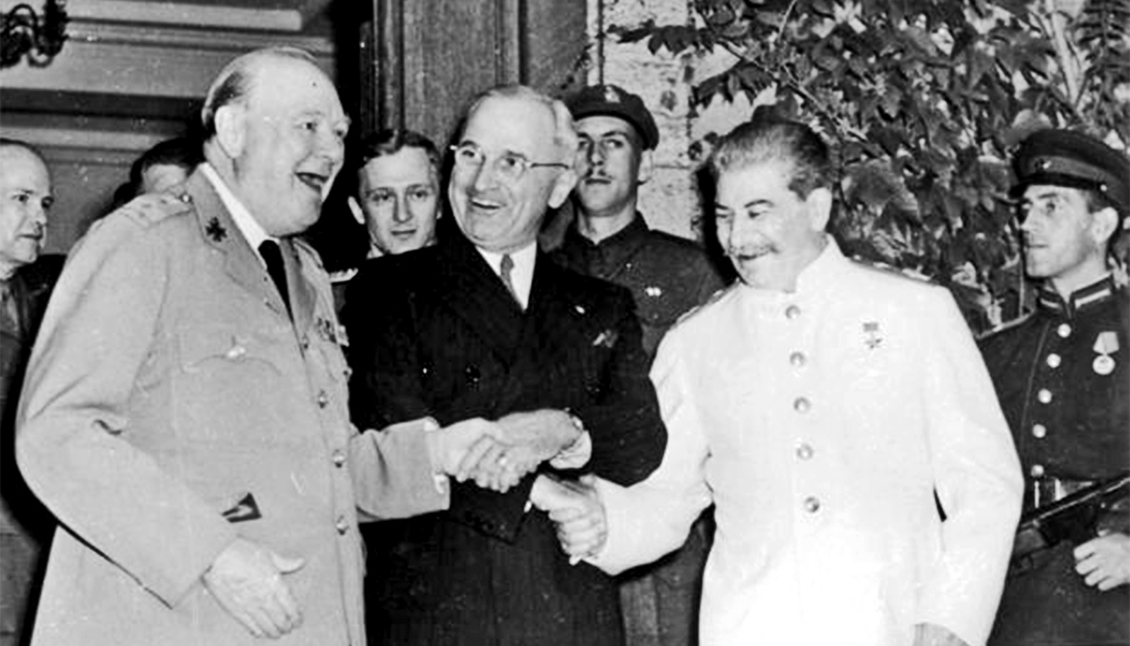 Book: Stalin's backfiring diplomacy led to the Iron Curtain