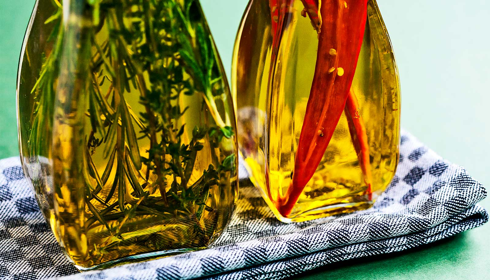 How to Infuse Oils, Vinegars, and Booze Without Getting Sick