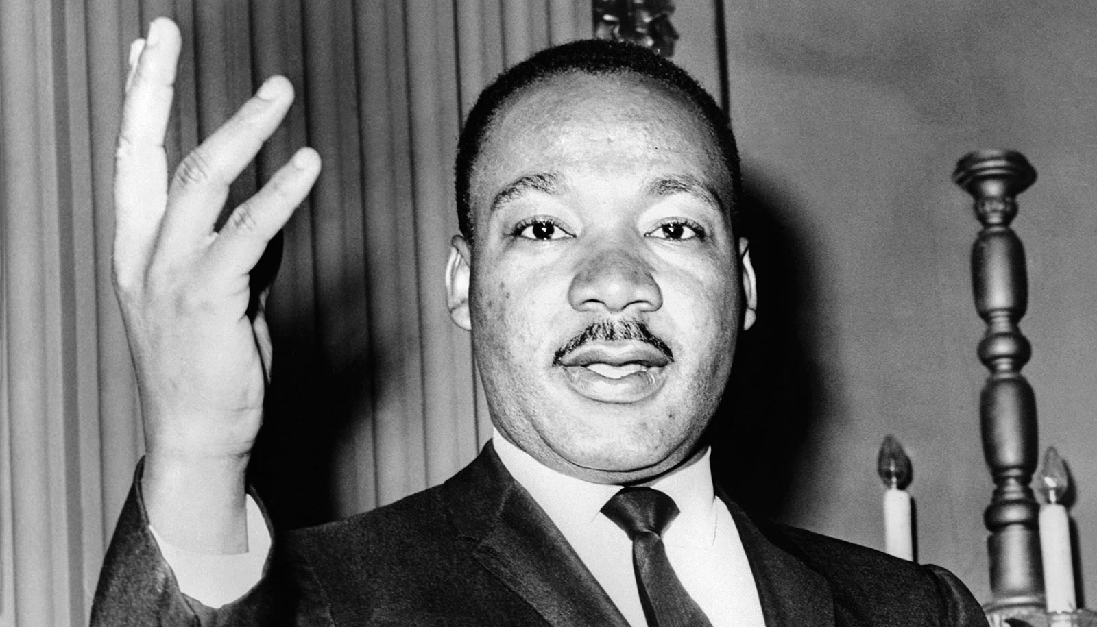 History almost forgot this speech by Dr. Martin Luther King, Jr.