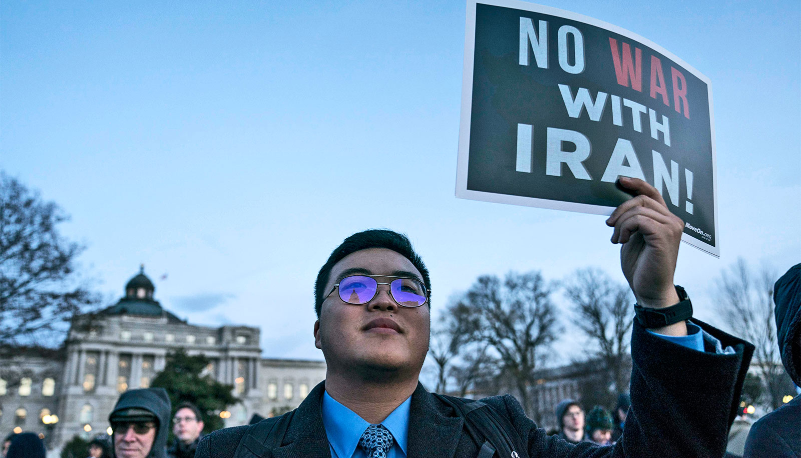 Experts: To ease tensions, the U.S. and Iran must soften their rhetoric