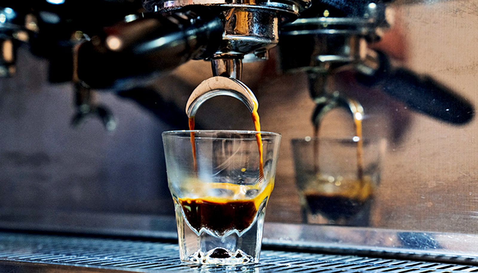 To make better espresso, use less coffee