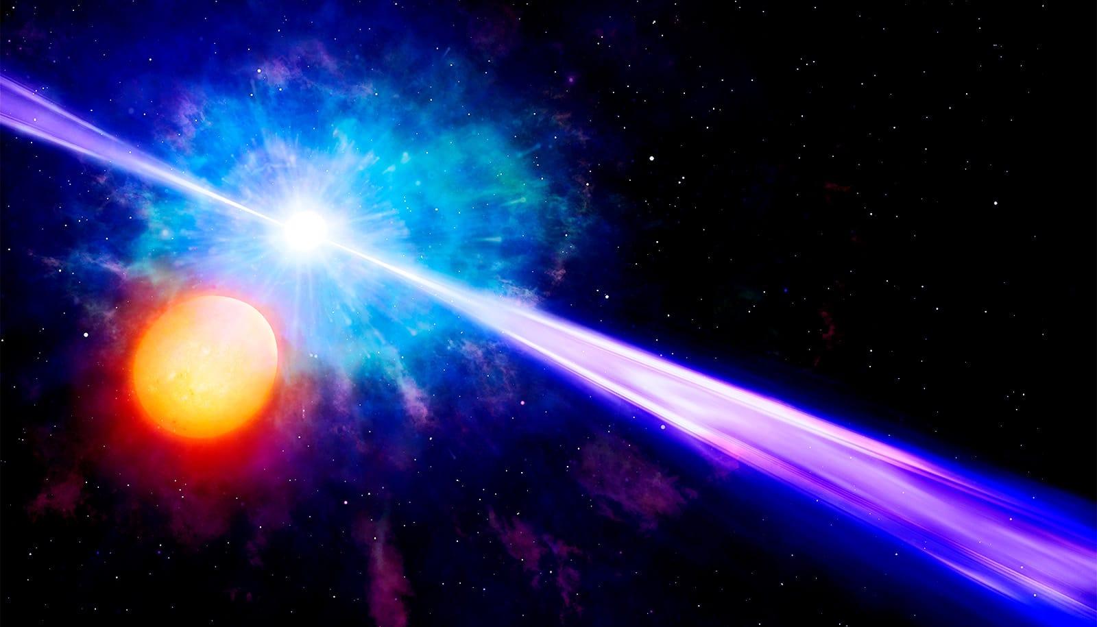 Stars need a buddy to make gamma-ray bursts