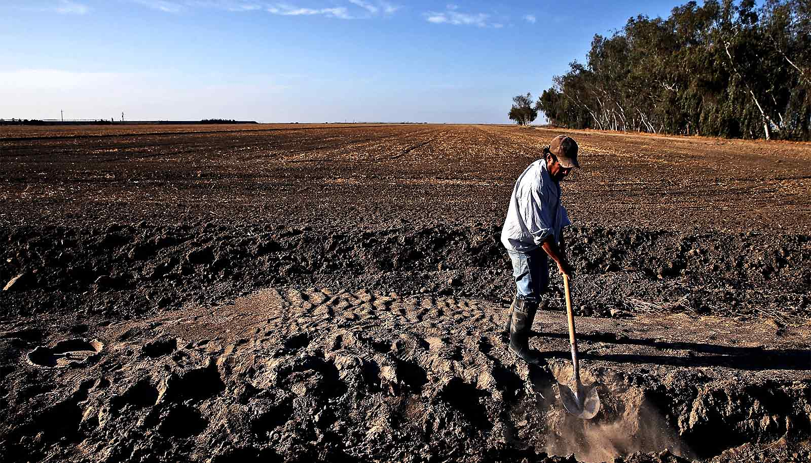 'Perfect droughts' hit California water sources 6 times a century