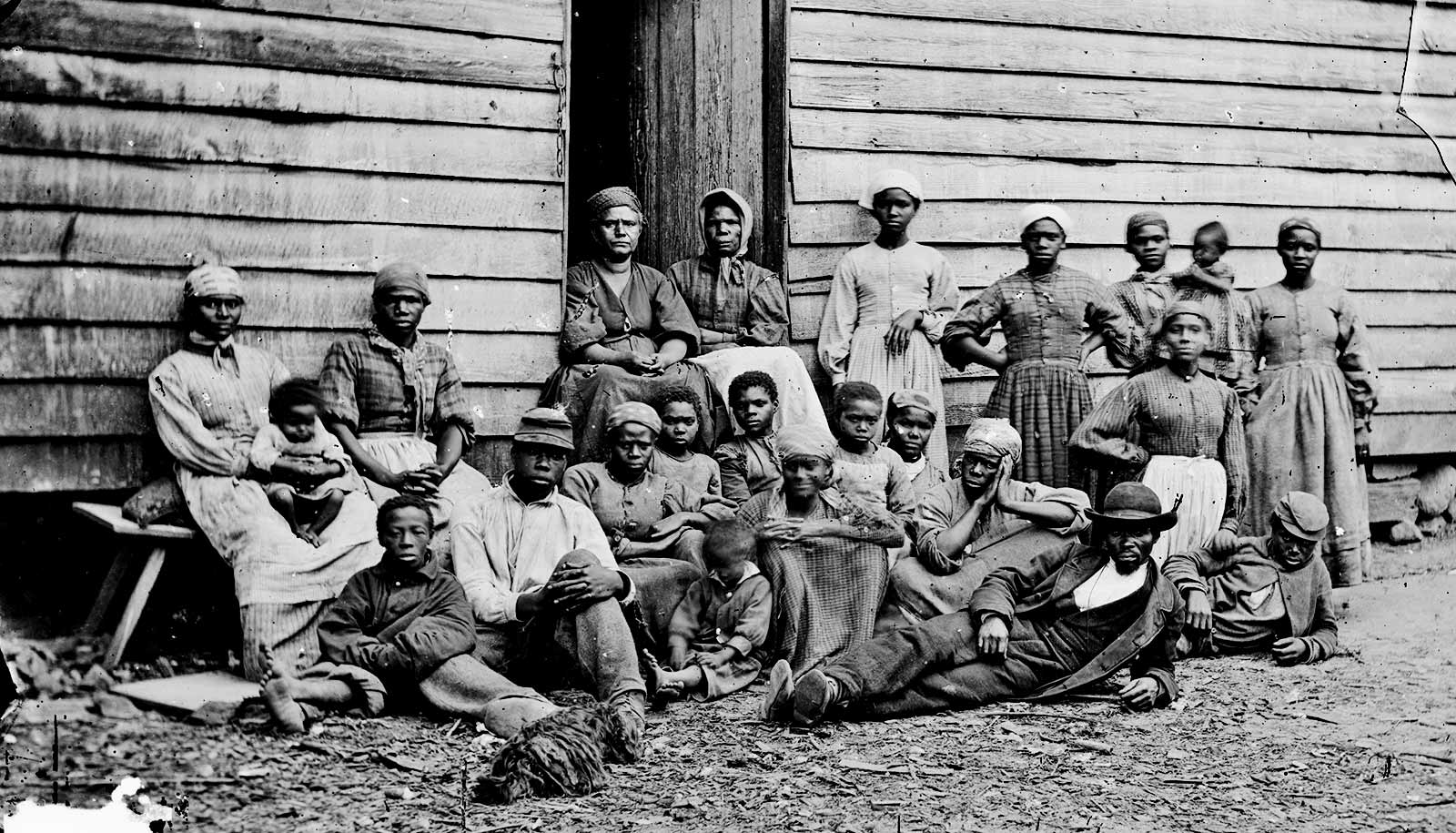 African Americans forged free lives in Civil War refugee camps - Futurity