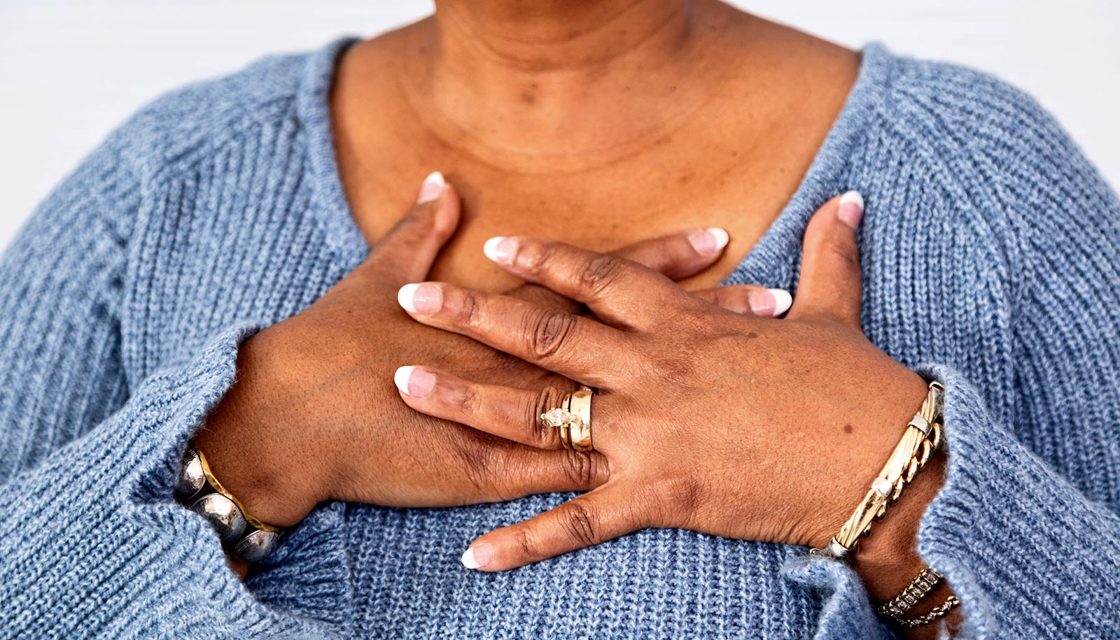 Heart disease risk grows during menopause