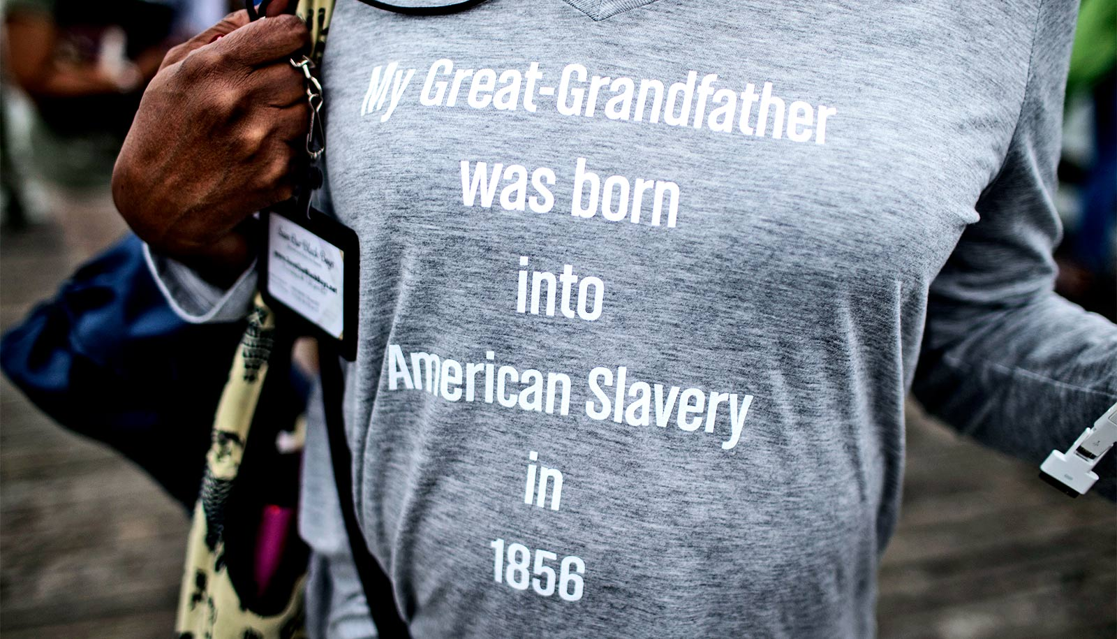 Can historical records change minds about reparations?